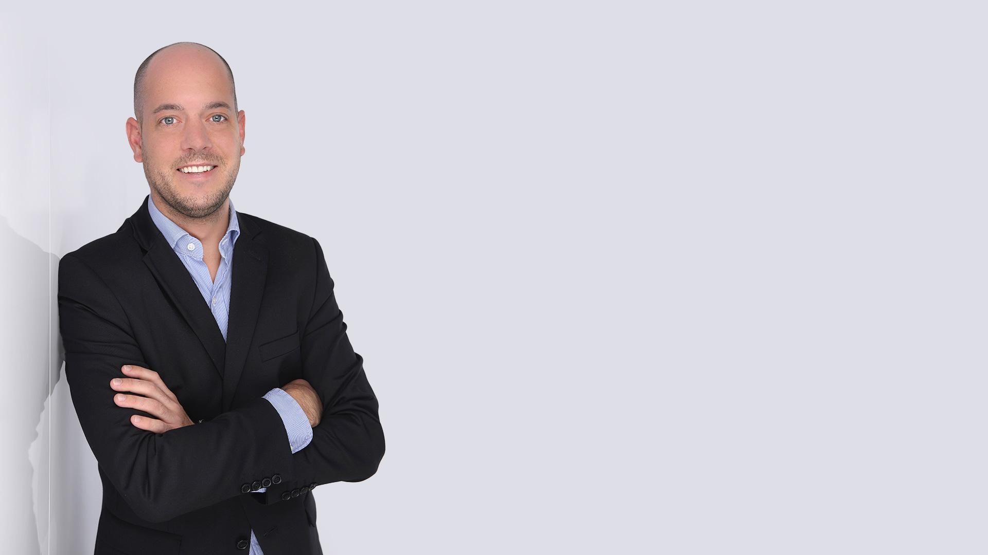 Nicolai Schmitteckert - Marketingberater für digitale Themen in Karlsruhe